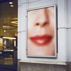 The Lips 13 – Johnathan Kell Poster Premium Brillant 20x30cm