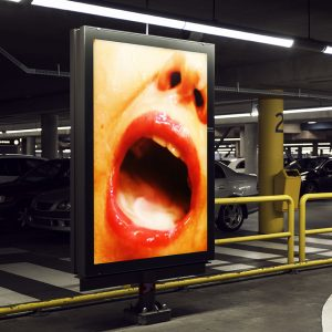 The Lips 8 – Johnathan Kell Poster Premium Brillant 20x30cm